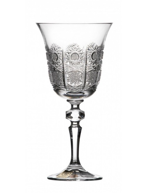 Crystal Wine Glass 500PK, color clear crystal, volume 220 ml