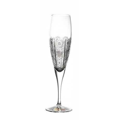 Crystal Flute Fiona, color clear crystal, volume 200 ml