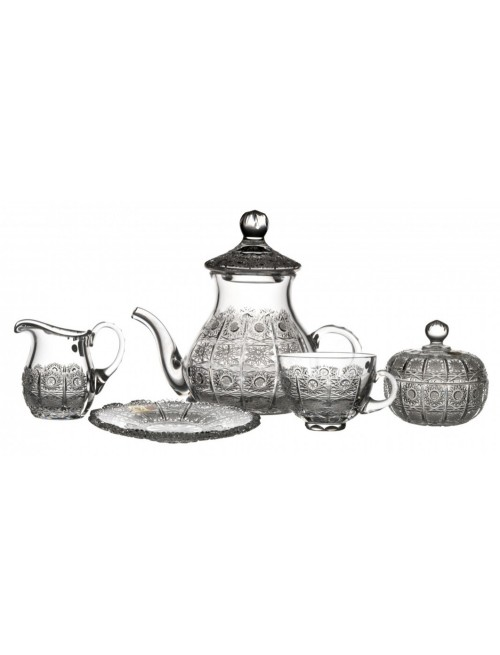 Tea Crystal Set 500PK, color clear crystal