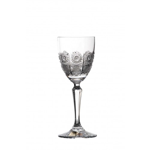 Crystal wine glass 500PK, color clear glass, volume 140 ml