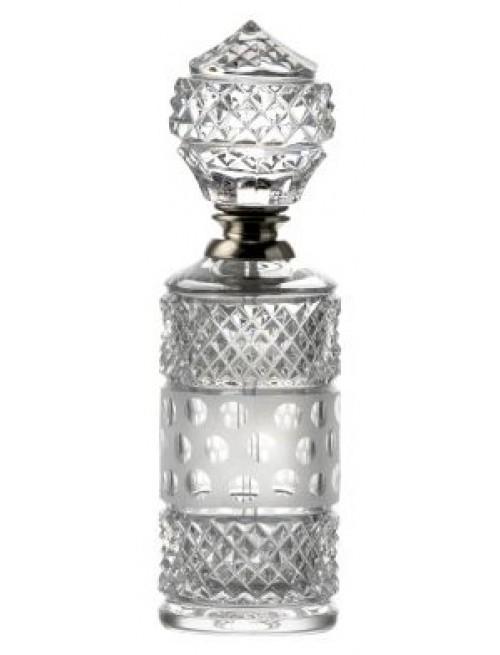 Crystal perfume bottle Margot, color clear crystal, volume 130 ml