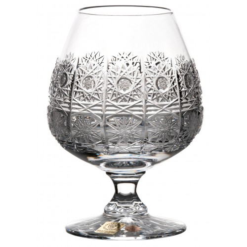 Crystal Glass Richmond brendy, color clear crystal, volume 380 ml