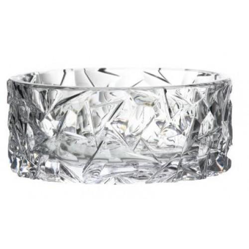 Crystal Bowl Floe, color clear crystal, diameter 135 mm