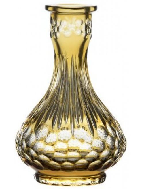 Crystal Hookah Tear, color amber, volume 265 ml
