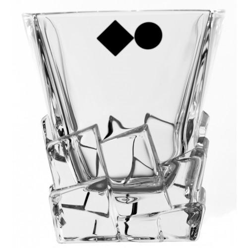 Crystal Glass Crack, color clear crystal, volume 310 ml