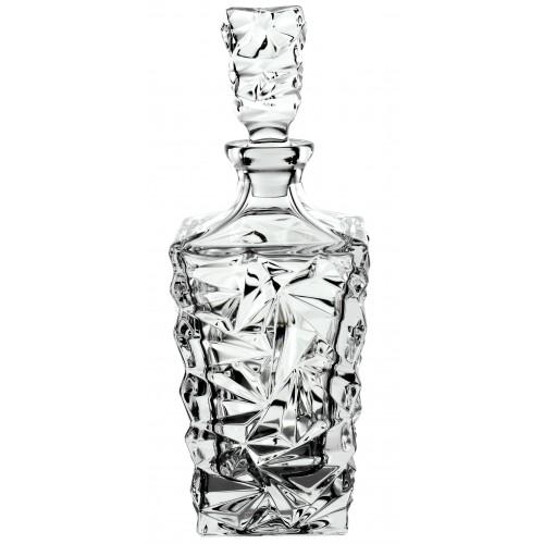Crystal Bottle Glacier, color crystal clear, volume 900 ml