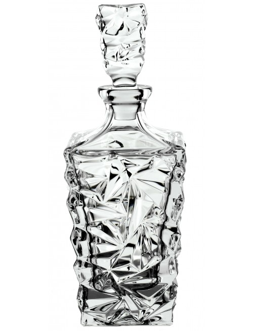 Crystal Bottle Glacier, color crystal clear, volume 900 ml