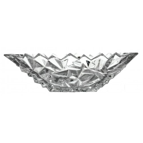 Crystal Bowl Glacier, color clear crystal, diameter 280 mm
