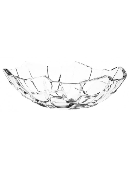 Crystal bowl Sydney, color clear crystal, diameter 380 mm