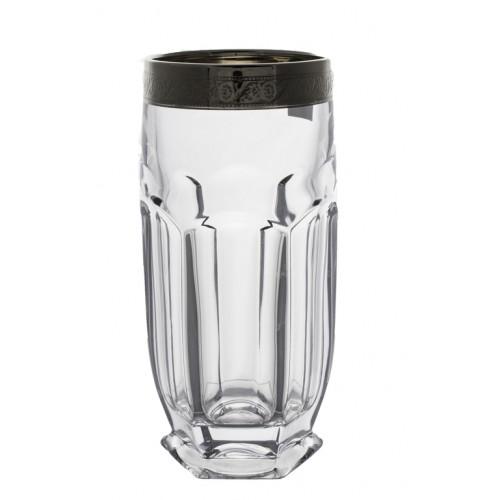 Crystal set glass Safari Platinum 6x, unleaded crystalite, volume 300 ml