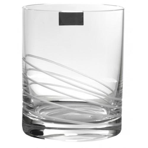 Crystal set glass, unleaded crystalite, volume 320 ml