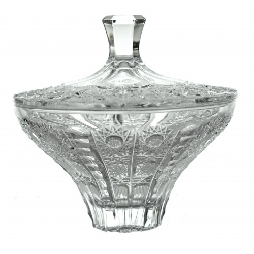 Crystal Box 500PK, color clear crystal, height 160 mm