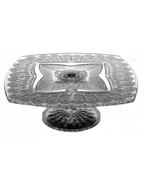 Crystal Footed Bowl Cledimis 500PK, color clear crystal, diameter 330 mm