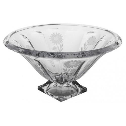 Crystal bowl Astra, unleaded crystalite, diameter 375 mm