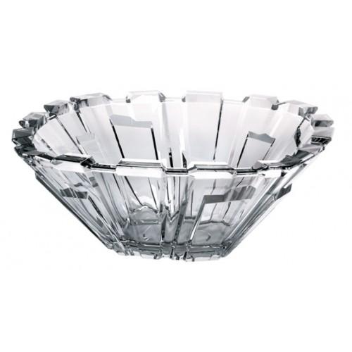 Crystal bowl Bolero, unleaded clear glass, diameter 310 mm
