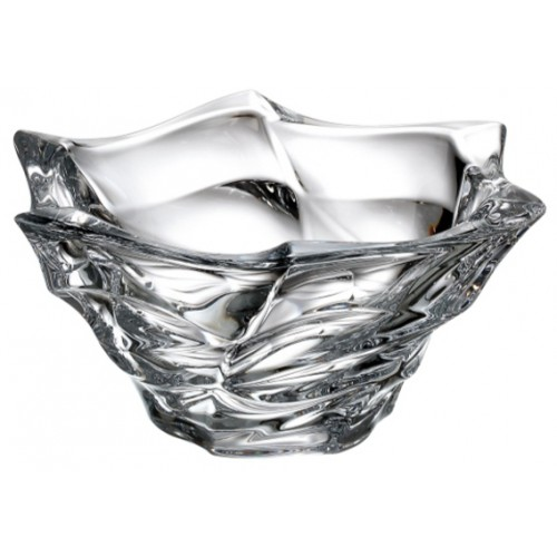 Crystal bowl Flamenco, unleaded crystalite, diameter 295 mm