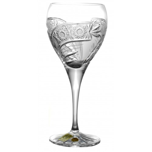 Crystal Wine Glass Comet, color clear crystal, volume 270 ml